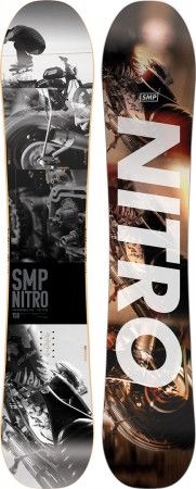 SMP Snowboard 2020