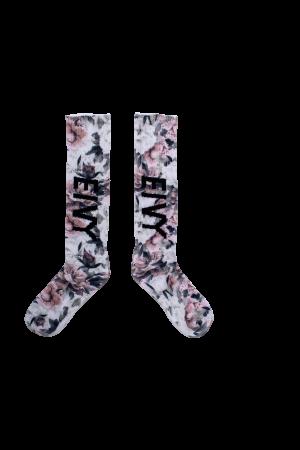 UNDER KNEE Socken 2020 bloom