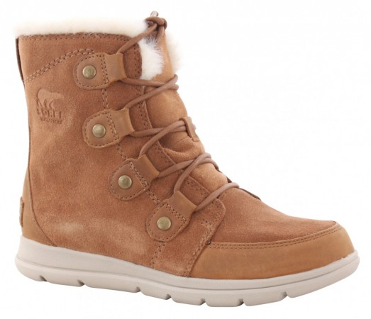 XPLORER JOAN Boot 2019 camel brown