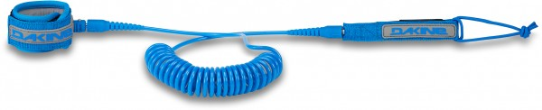 10 SUP COILED ANKLE Leash 2021 blue