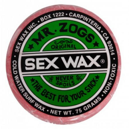 COLD SEX WAX ORIGINAL Surfwax green