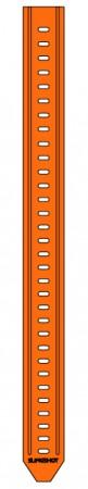 GUMMY STRAP 2021 tangerine