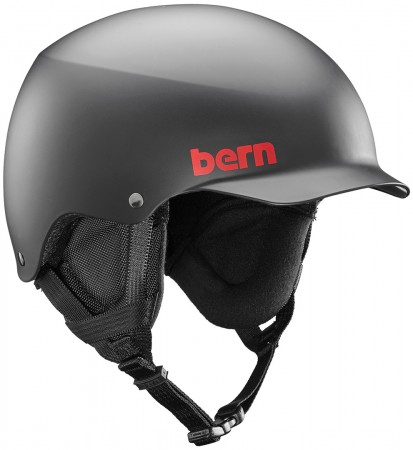 TEAM BAKER EPS Helmet 2019 matte black