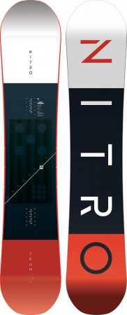 TEAM GULLWING WIDE Snowboard 2020