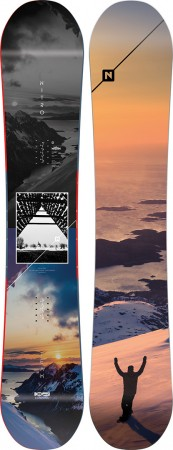 TEAM EXPOSURE GULLWING Snowboard 2020