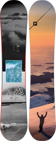 TEAM EXPOSURE GULLWING WIDE Snowboard 2020