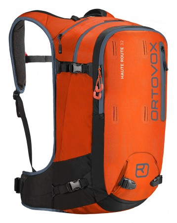 HAUTE ROUTE 32 Pack 2020 crazy orange