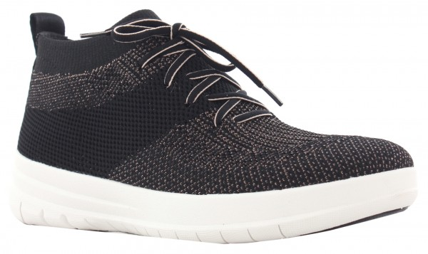 UBERKNIT SLIP-ON HI TOP Schuh 2018 black/bronze metal
