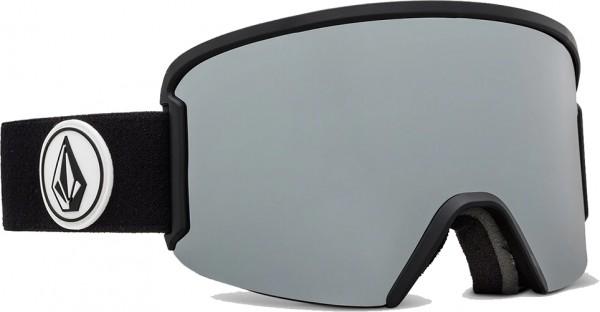 GARDEN Schneebrille 2021 black/bronze chrome