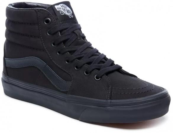 SK8-HI Schuh 2021 black/black