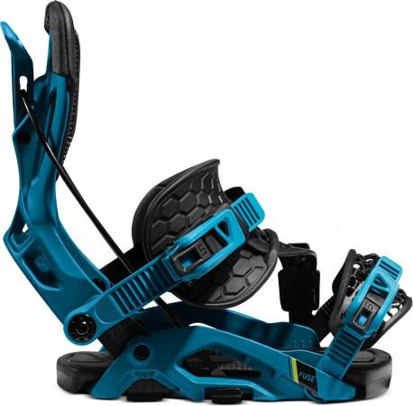 FUSE HYBRID Bindung 2021 c1 blue/black
