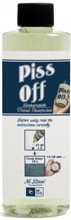 PISS OFF 250ML Neoprene Detergent