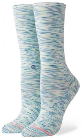 SPACER CREW Socken light blue