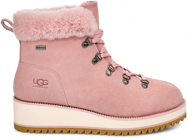 BIRCH LACE UP Boots 2020 pink crystal