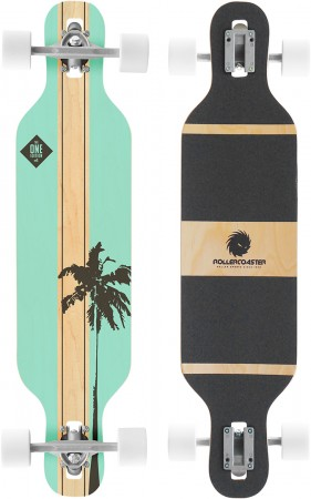 PALMS THE ONE EDITION DT Longboard mint