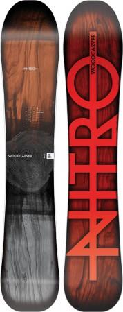 WOODCARVER Snowboard 2020