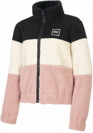 OCTAVIA Jacke 2021 black/misty pink