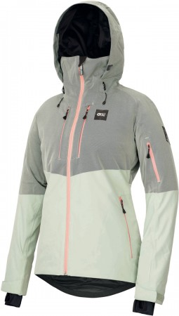 SIGNE Jacke 2020 almond green