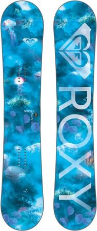 XOXO Snowboard 2019 aqua