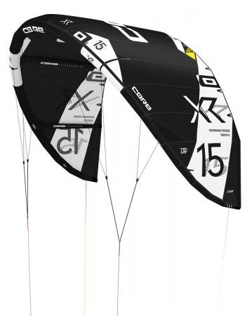 XR5 LW Test-Kite tech black 10