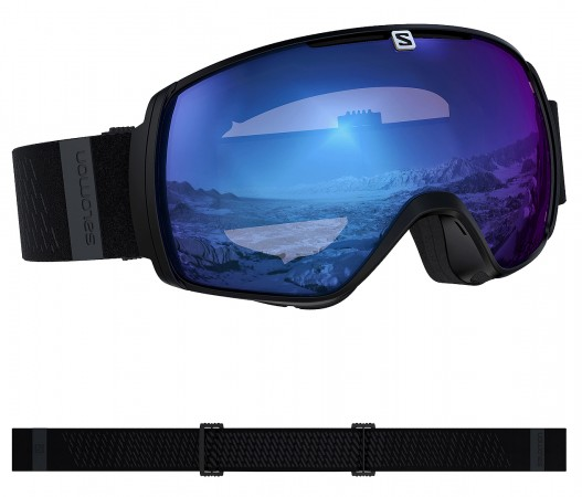 XT ONE SIGMA Schneebrille 2020 black/lowlight ice blue