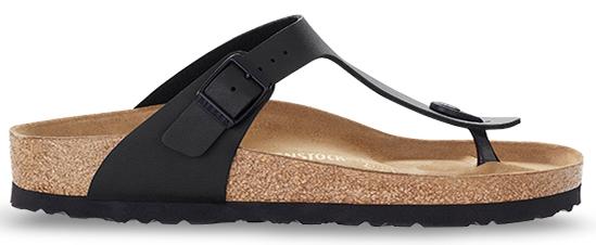 GIZEH Sandale 2020 black