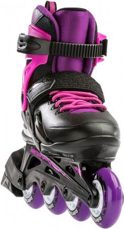 FURY G Inline Skate 2021 black/pink
