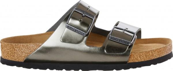 ARIZONA SLIM Sandale 2018 metallic anthracite