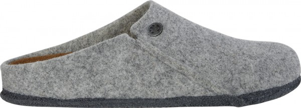 ZERMATT SOFT SLIM Slipper 2020 light grey