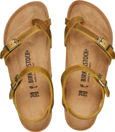 TAORMINA Sandale 2021 ochre