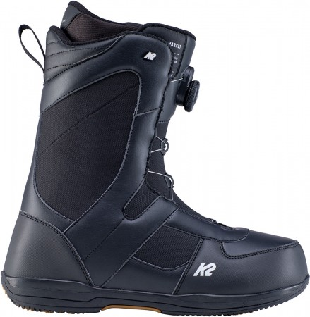 MARKET Boot 2020 black