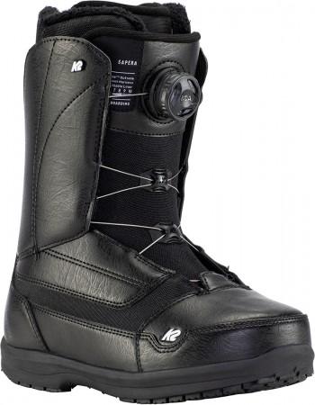 SAPERA Boot 2021 black