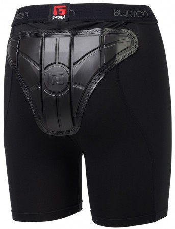 LUNA SHORT Protektorhose 2020 true black