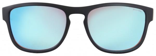 TRAVEL THE WORLD Sonnenbrille black/polarized blue