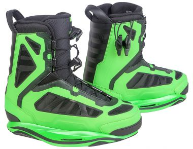 PRESS PLAY ATR S 136.3 2016 incl. PARKS Boots iridescent lime