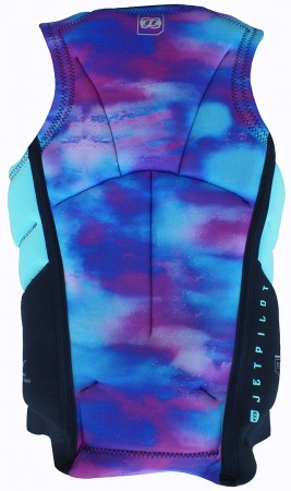 BEC ASCENT Vest 2017 pink/blue