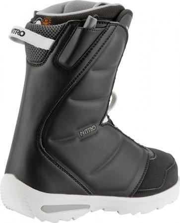 FLORA TLS Boot 2019 black
