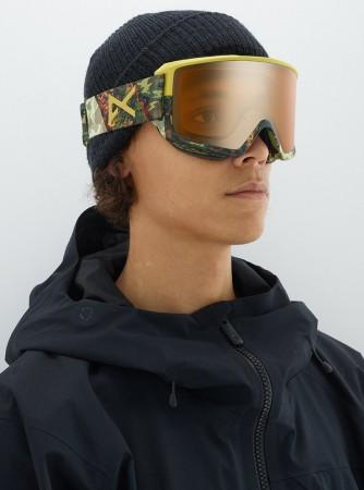 M3 Goggle 2020  camo/sonar bronze