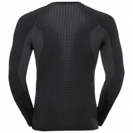 PERFORMANCE WARM Longsleeve 2020 black/odlo concrete grey
