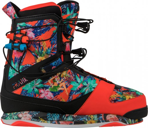 FRANK Boots 2018 totally tropical