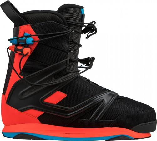 KINETIK Boots 2018 caffeinated red/blue