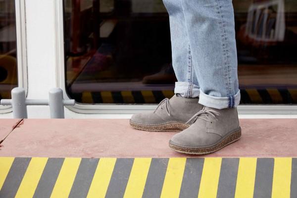 MILTON LEVE Schuh 2021 ginger