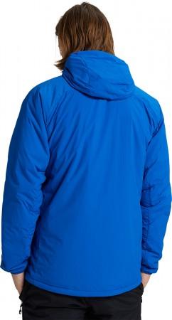 AK HELIUM HOODED Jacke 2021 lapis blue