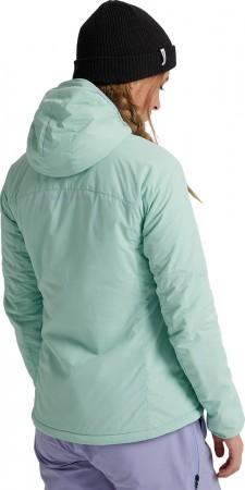WOMEN AK HELIUM HOODED Jacke 2021 faded jade