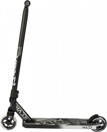 KICK EXTREME Scooter black/silver