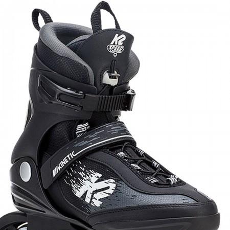 KINETIC 80 PRO TEST Inline Skate 2021 black/grey