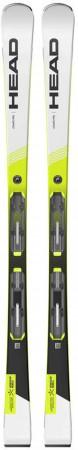 WC REBELS ISHAPE PRO LYT-PR Ski 2022 inkl. PR 11 GW BRAKE 78 matte black/flash yellow