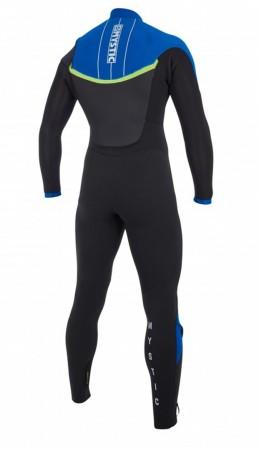 DRIP 4/3 FRONT ZIP Full Suit 2019 blue
