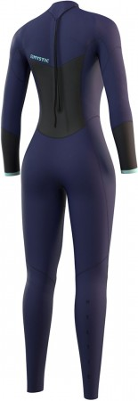 STAR WOMEN 5/3 BACK ZIP Full Suit 2021 night blue