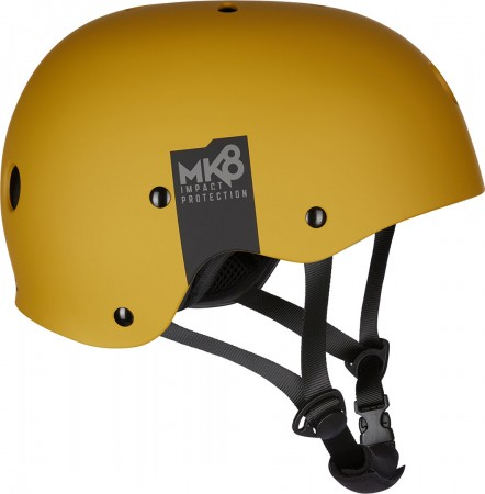 MK8 Helm 2021 mustard